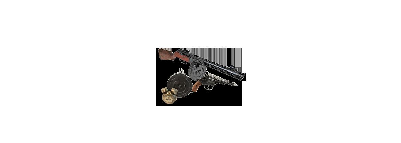 Repliky zbraní a příslušenství RKKA