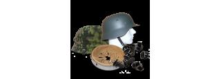 Helmy a příslušenství - Německo 1933-45